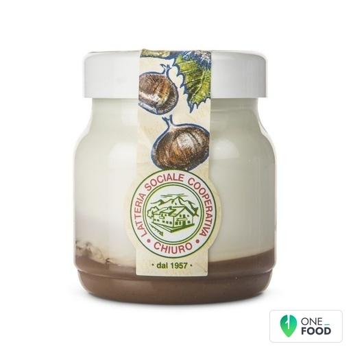 Yogurt Intero Con Crema Di Marroni Chiuro